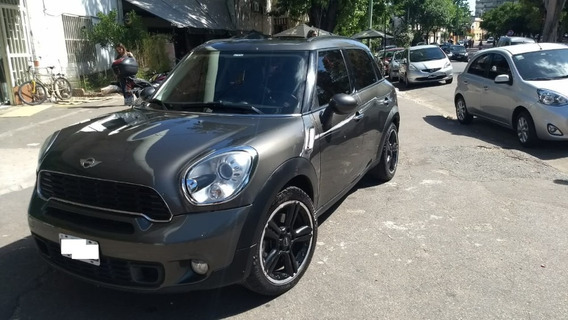 Mini Cooper Countryman S 1.6 6mt (184cv)