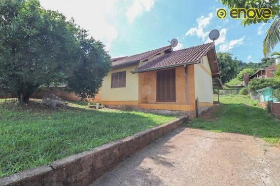 Casa Com 2 Dormitórios Para Alugar, 65 M² - Rincão Gaúcho - Estância Velha/rs - Ca0892