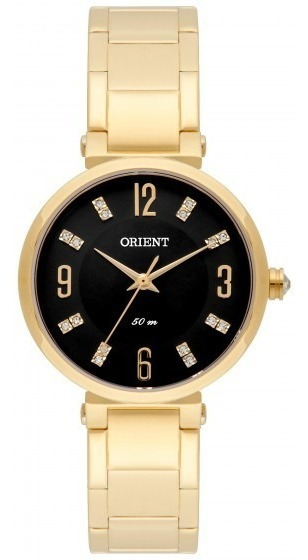 Relógio Orient Fgss0057 P2kx Dourado Feminino - Refinado