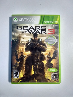 Disco Gears Of War 3 - Xbox 360