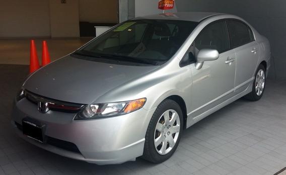 Honda Civic 2010 Exl Sedan Piel At