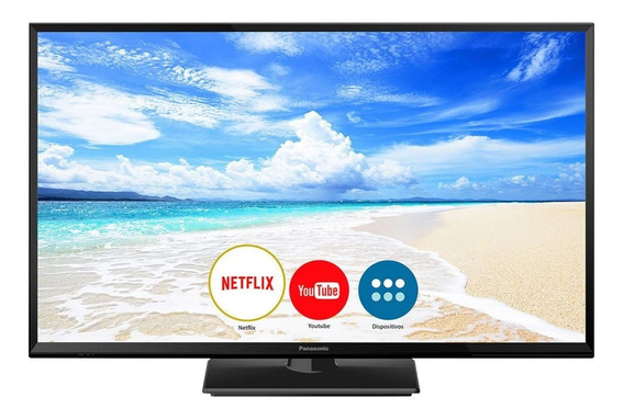 Smart Tv Led 32 Polegadas Tc-32fs600b 2 Hdmi Usb Panasonic