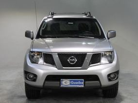 Nissan Frontier Sv Attack At 4x4 Cabine Dupla 2.5 T..qdj8359