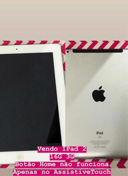 iPad 2 Geração Wifi/3g 16g