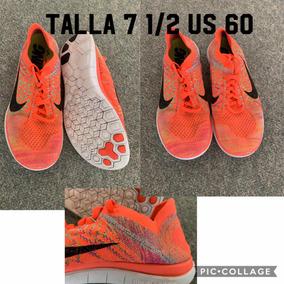 Nike Free 4.0 Mujer Talla 7 1/2