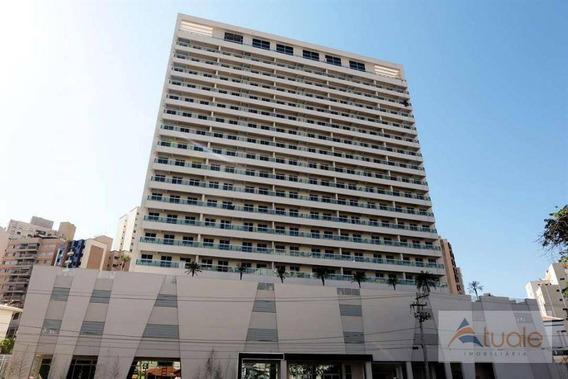 Sala Para Alugar, 40 M² Por R$ 1.400/mês - Vila Itapura - Campinas/sp - Sa0494