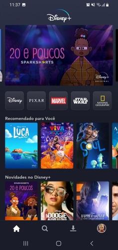 Imagem 1 de 2 de Disney + Star + Tela