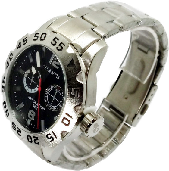 Relógio Atlantis Masculino A3279