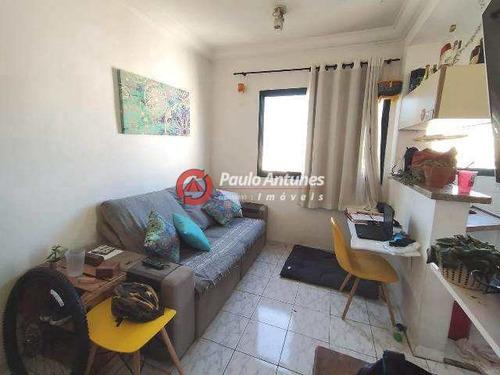 Apartamento 1 Dorm - R$ 370.000,00 - 37m² - Código: 9065 - V9065