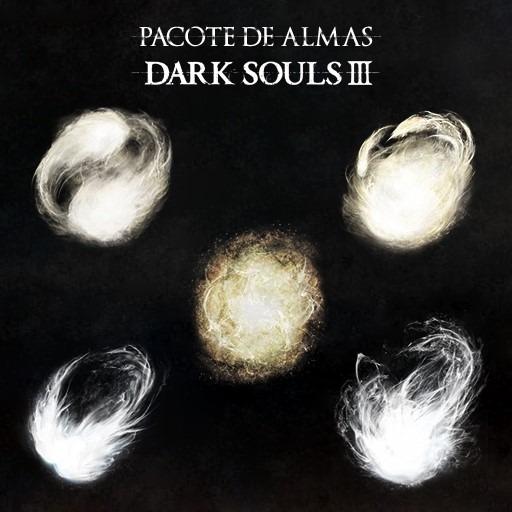 100 Milhões De Almas + 99 Braseiros Dark Souls 3 - Pc