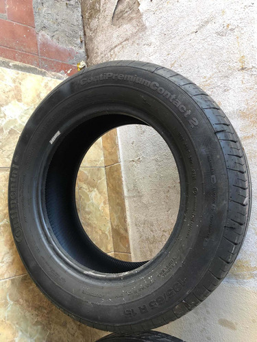 Cubierta Continental 195/65 R15 Impecable