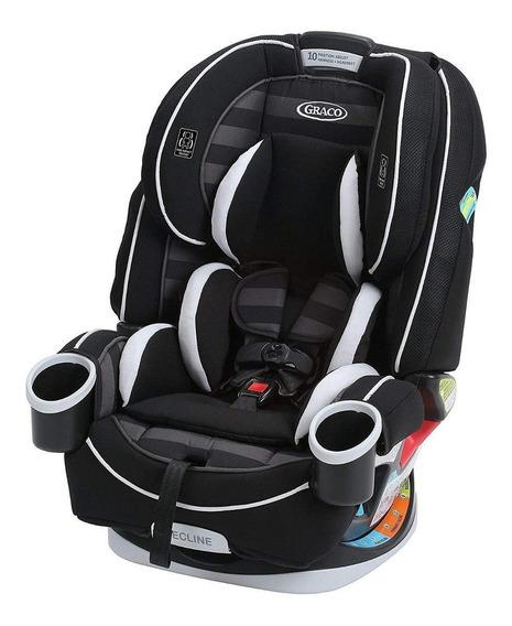 Silla infantil para carro Graco 4Ever 4-in-1 Rockweave