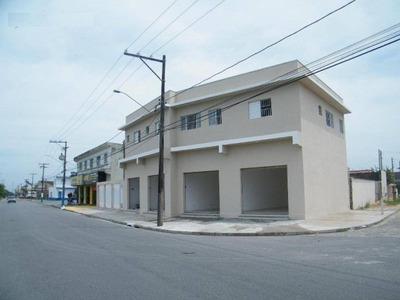 Salão Comercial No Savoy, Em Itanhaém - Ref 3989