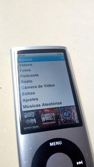 iPod Nano 5a Geração 16gb Detalhe