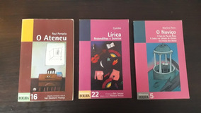 Colecao Classicos Da Literatura Brasileira - Ed. Folha
