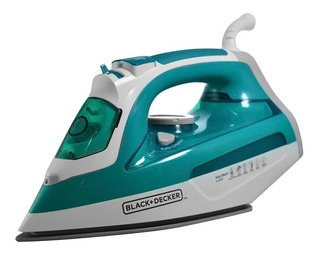 Ferro Á Vapor Ceramic Gliss Black+decker 1200w Aj3030 110v