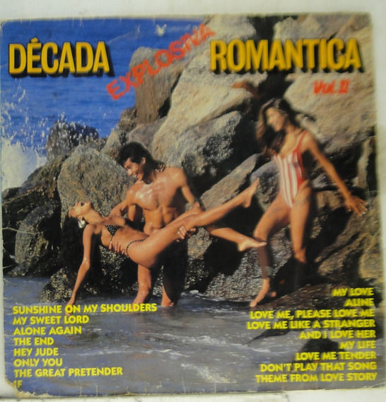 ROMANTICA VOL DECADA GRATUITO 2 GRATIS CD EXPLOSIVA DOWNLOAD