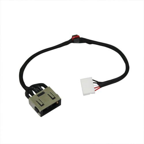Imagen 1 de 2 de Power Jack Lenovo Z40-70 Z40-75 Z50-70 Dc30100lg00
