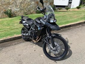 Bmw F800 Gs Black
