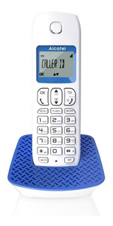 Teléfono Inalámbrico Alcatel E132 - Identificador De Llamada