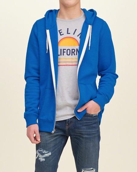 Casaco De Moletom Hollister Masculino Original Jaquetas Cardigan Camisetas Camisas Bermudas Shorts Importados