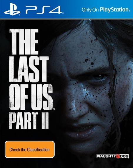 The Last Of Us Part 2 Ps4 Game Digital 1 Pt Br Envio