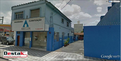 Salão Comercial Para Locação, Centro, São Bernardo Do Campo - Sl0026. - Sl0026