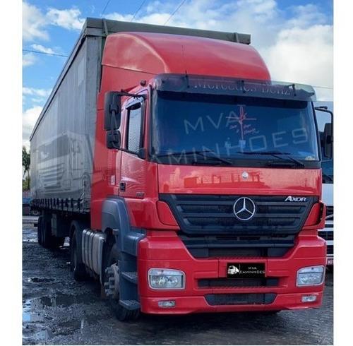Imagem 1 de 12 de Caminhão Mercedes 2040 - 4x2 T