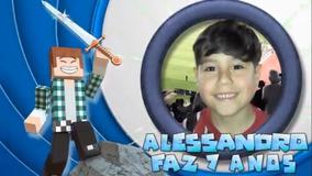 Authentic Games - Convite Digital Animado Para Aniversário