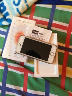 iPhone 5se 64 Gb Oro Rosado