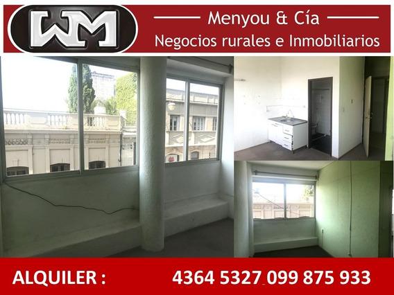 Alquiler Apartamento En Trinidad Flores 1 Dormitorio Centro