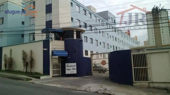 Apartamento Com 3 Dormitórios Para Alugar, 60 M² Por R$ 880/mês - Jardim Satélite - São José Dos Campos/sp - Ap7836