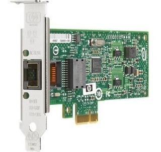 Tarjeta Red Nic 1 Puerto Gigabit Hp Server Nc112t Pci-e X1