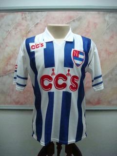 Camisa Futebol Nacional São Paulo Ccs Jogo Antiga 2322
