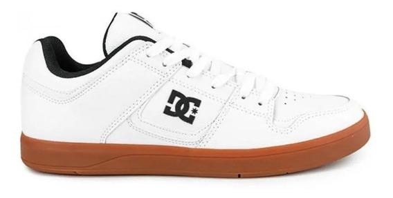 Zapatillas Dc Cure Blanco/caramelo