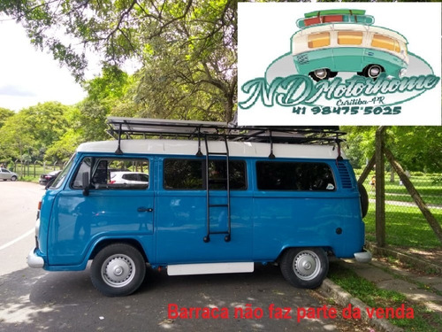 Motorhome Kombi 2013 Flex 1.4  Montagem 2019 Na Nd Motorhome
