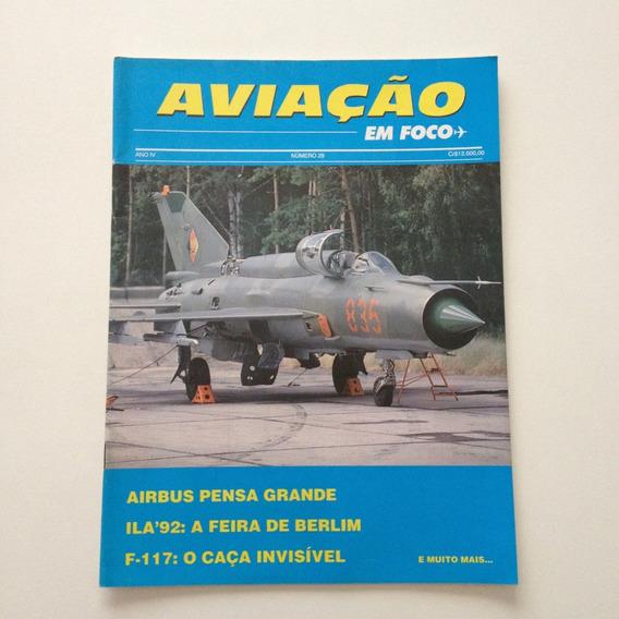 Revista Aviação Em Foco Airbus Pensa Grande Ila