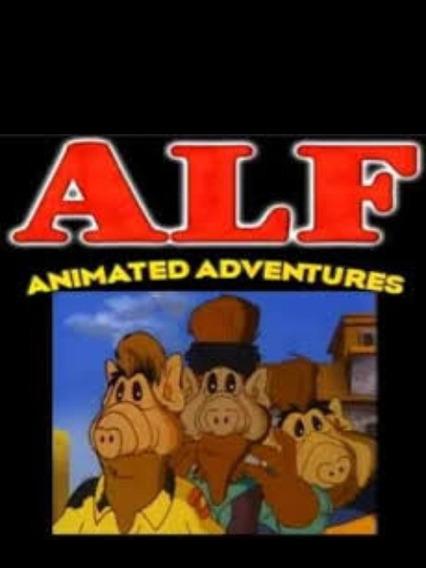 Alf Série Animada