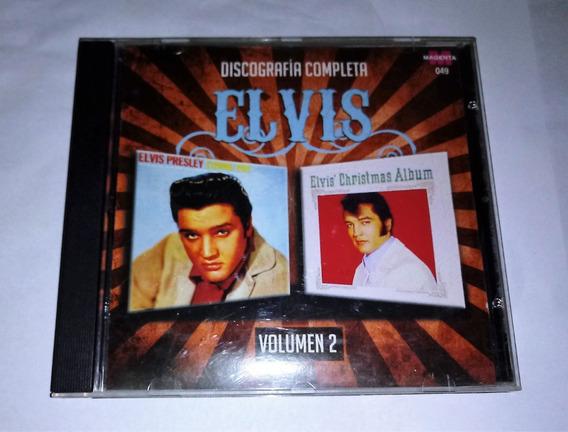 Elvis Presley ¿ Discografia Completa Volumen 2 - Cd