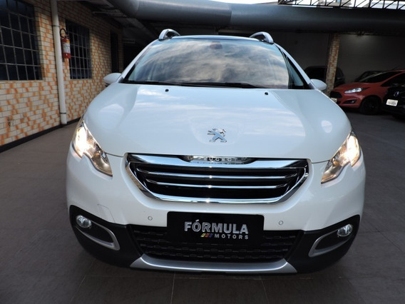 Peugeot 2008 1.6 Griffe 2016 Branco