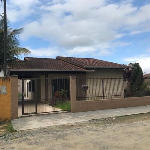 Casa Semimobiliada Para Venda Guanabara Joinville/sc - 108274
