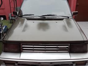 Nissan Stanza 1986