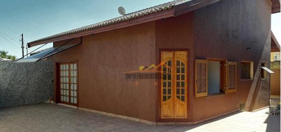 Casa Com 2 Dormitórios Para Alugar Por R$ 1.750/mês - Parque Residencial Presidente Médici - Itu/sp - Ca1526