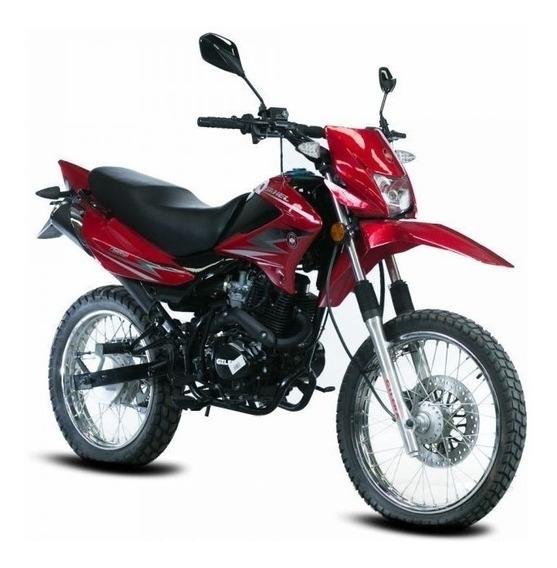 Gilera Sahel 150 Smx Zr 150 Skua Triax Oficial Eccomotor