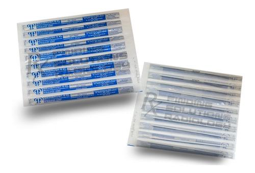 Cepillo Endocer Medibrush Pack X 10 Tiras De 10 Cepillos C/u