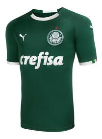 Nova Camisa Palmeiras I Oficial Orig Torcedor Masculina 2019