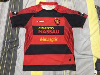 Camisa Sport Recife 2008 - Copa Do Brasil - Lotto