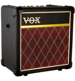 Vox Mini5 Rhythm Classic Combo Amplificador P/ Guitarra 5 W.
