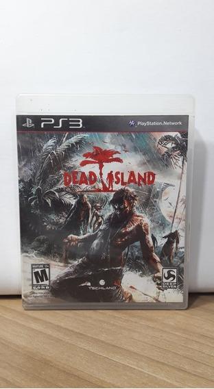 Dead Island Ps3 Usado