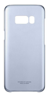 Original - Estuche Samsung Para Galaxy S8 Clear Cover Black